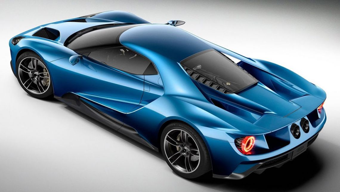Ford Gt Production Numbers Doubled